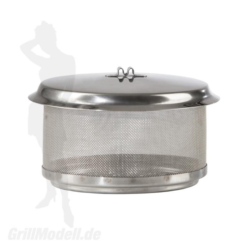 Ersatz-Kohlebehälter für Feuerdesign ® Tischgrill (TEIDE u. SANTORIN)