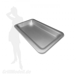 Grillplatte aus Edelstahl für EDELstar L Grill