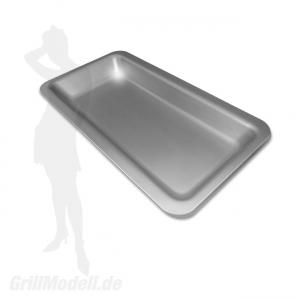 Grillplatte aus Edelstahl für EDELstar XL Grill
